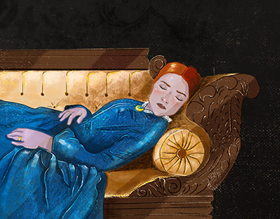 """Lady Macbeth """"fan-art"""""""
