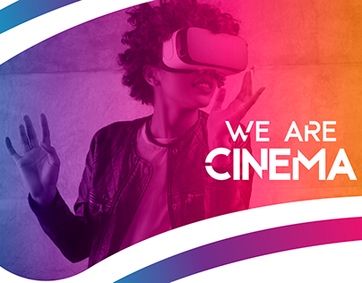 We Are Cinema - Virtual Reality Cinema