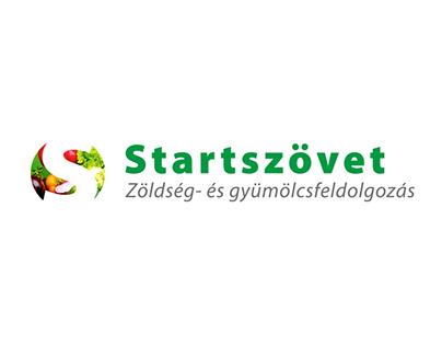 Logo and web design - Startszövet
