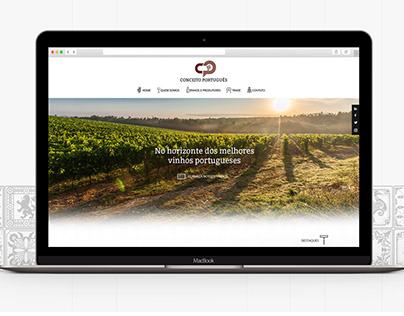 Conceito Português | UI Design