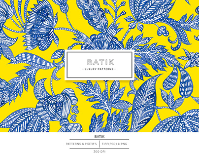 Luxury Batik