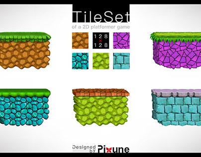 Game Tile Art