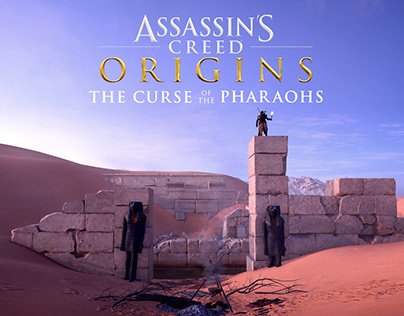 Assassin's Creed Curse of the Pharaohs-Other locations