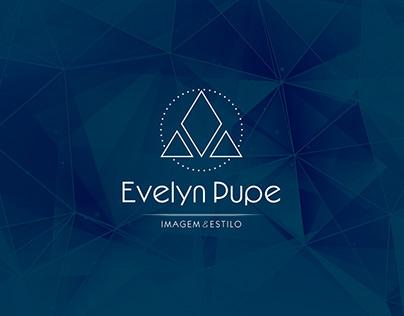 Identidade Visual Evelyn Pupe