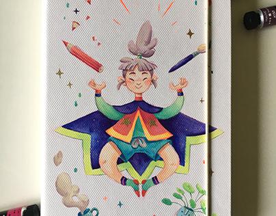 Art magician