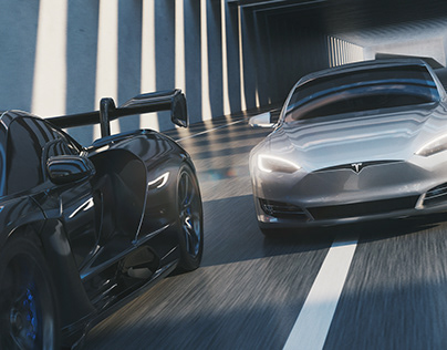 Concept Film Vol.1 Tesla