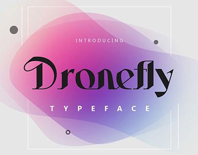 Modern Display Typeface