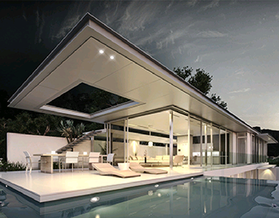 """""""Crescent House"""" Project: SAOTA (South Africa)"""