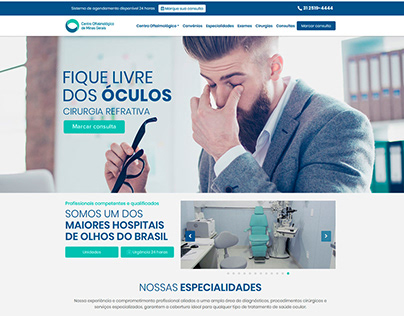 Centro Oftalmológico MG