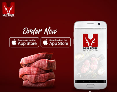 Meat House | App Social Media campaign 2
