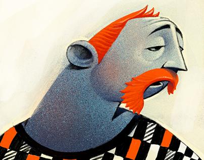 Personal illustration / 01