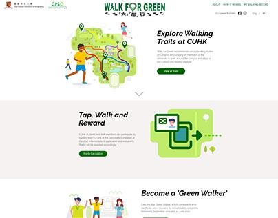 [Website] CPSO Walk for Green - CUHK