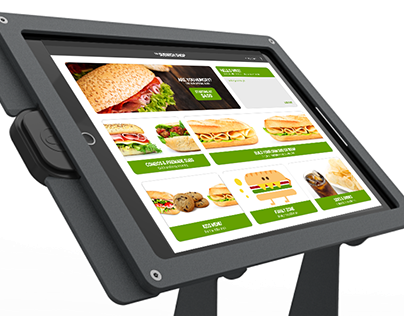 Subwich Kiosk App | Work in progress