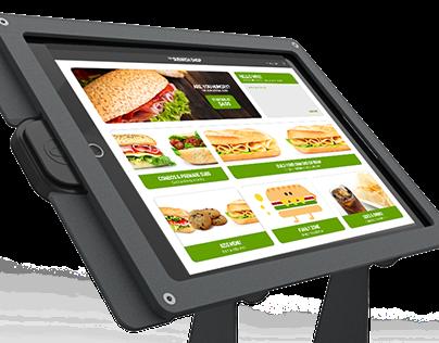 Subwich Kiosk App | Work in progress