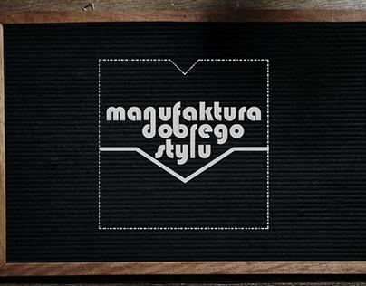 Manufaktura Dobrego Stylu - logo i strona www