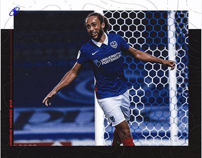 Portsmouth FC Social Branding Concept