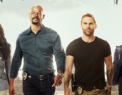 LETHAL WEAPON RETOUCHING