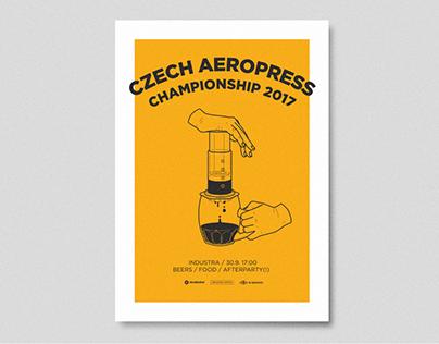 Czech Aeropress Championship 2017
