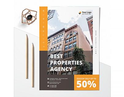 Printable Real Estate Flyer