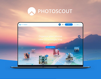 PhotoScout - the best way to share your vacation photos