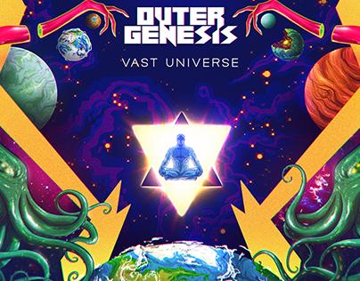 Album cover - Outer Genesis
