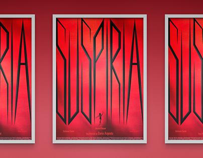Suspiria - Film Poster