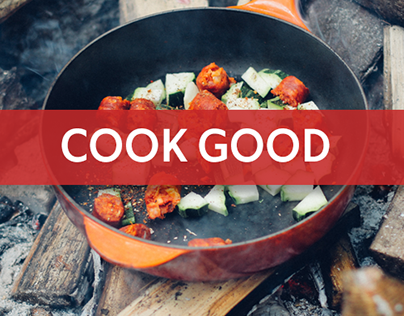 COOK GOOD (user experience map)