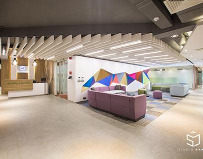 Office Interior_Western Engineering Ltd.