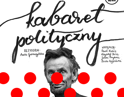 Kabaret polityczny   political cabaret poster #1