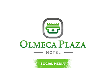 Olmeca Plaza Social Media