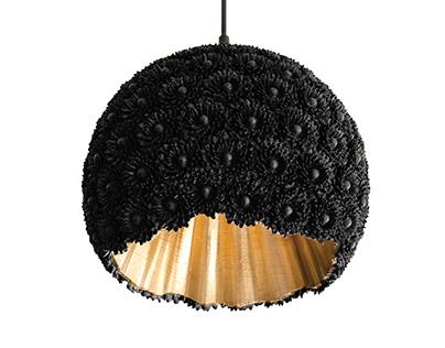BLOOM lamp /// 3D printed decorative lamp shade