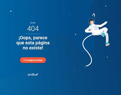 Diseño web emBlue