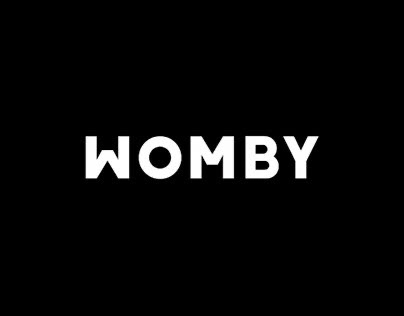 Womby - Free Typeface