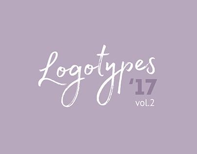 Logotype set 2017 (Part II)
