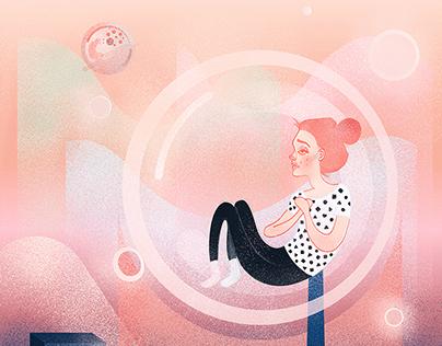 Personal Illustrations #1