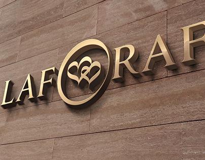 LAF RAF Coffee House Branding