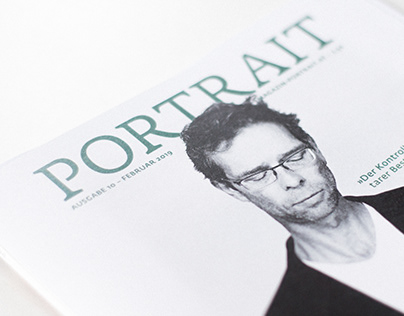 PORTRAIT | Editorial Design