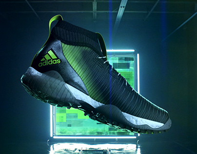 CGI - 3D Shoes for Adidas CodeChaos and Freise Brothers