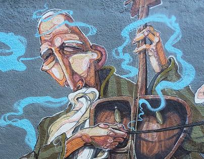 Graffiti by Tanai