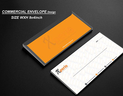Business Envelop Design