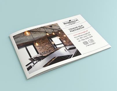 Catalog design for retrocegla