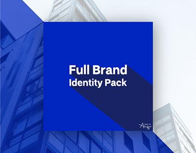 Full Brand Identity Pack