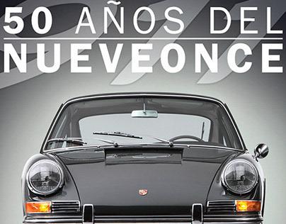 Porsche: Libro 50 años del 911 / 50 years of 911 Book
