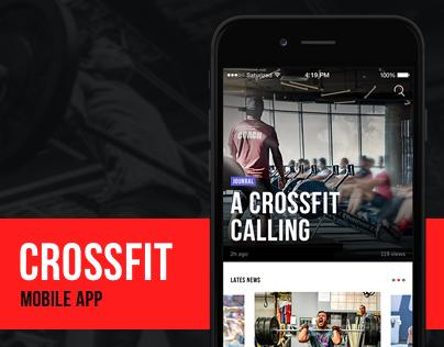 CrossFit Mobile App