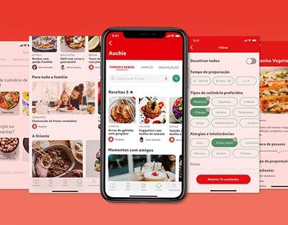 Auchan - New feature | Website & App