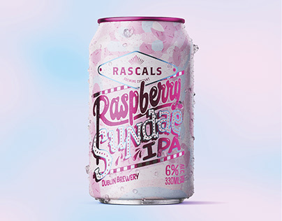 Rascals Brewing Co. Raspberry Sundae IPA