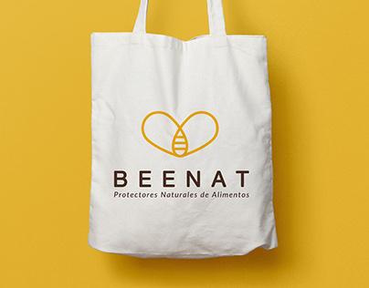 Diseño de Marca Beenat