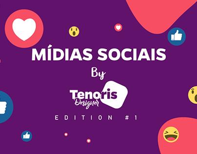 Mídias Sociais By Tenoris Designer Edition #1