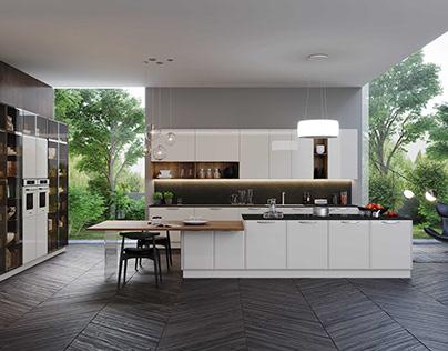 Lusso Kitchen Design