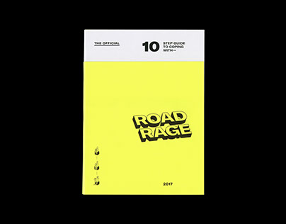 The Official 10 Step Guide to Coping with Road Rage